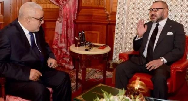 """بنكيران يوجه رسالة للملك محمد السادس بخصوص """"حراك الريف"""""""