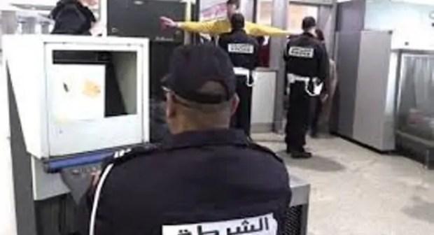 بعد مرور17 سنة، أمن مطار محمد الخامس يوقف شخصا بتهمة قتل جده