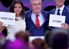 رسميا..باريس تنظم الألعاب الأولمبية 2024 و لوس أنجلس 2028