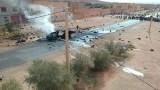 +فيديو: تنغير تهتز على وقع انفجارات قوية ما خلق الذعر والخوف في نفوس ساكنة المنطقة.