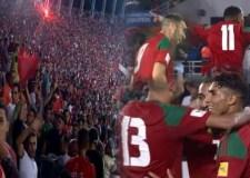 """""""الفيفا"""" تنزل عقوبة تحذيرية على جامعة كرة القدم بسبب الجماهير"""