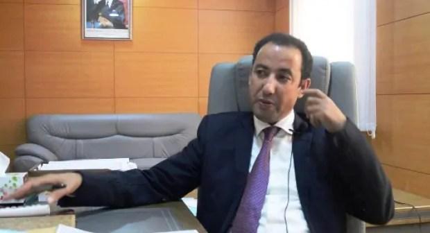 """""""البهجة"""" يقدم استقالته من رئاسة المجلس الإقليمي لتارودانت (مرفق بنص الاستقالة)"""