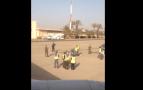 حقيقة العثور على متفجرات لدى أجنبي بمطار  المسيرة بأكادير