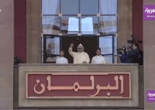 """""""الزلزال السياسي"""" للملك على قناة العربية"""