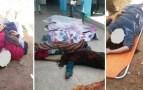+صور: فاجعة الأحد الأسود توقع على وفاة ما لايقل عن 15 امرأة في حادث ازدحام على توزيع مساعدات بضواحي الصويرة