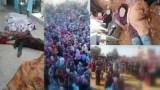 كارثة التدافع بالصويرة على قناة الجزيرة