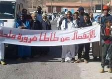 جهة سوس: مواطنون يطالبون بالإنفصال، وإلحاق جماعتهم بجهة كلميم.