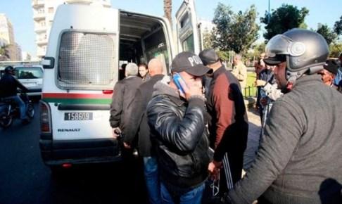 الشرطة تلقي القبض على نائب رئيس جماعة بتهمة الإهمال الأسري