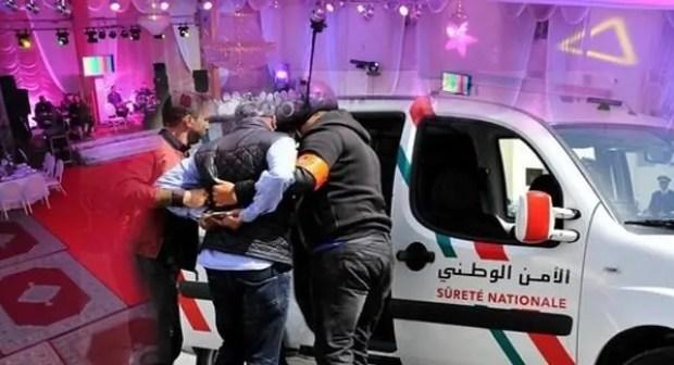 توقيف مهاجر مغربي ذبح زوجته بطريقة بشعة خلال محاولة الهروب من المطار.
