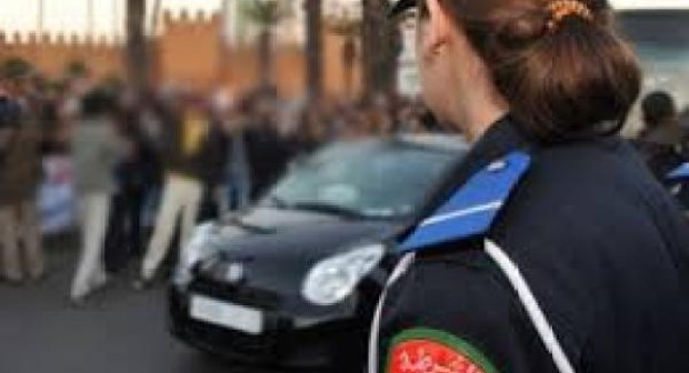السجن النافذ والغرامة لمهندس تحرش بشرطية بأكادير