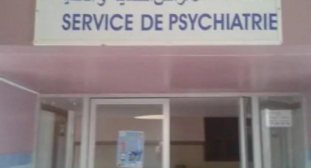 الجامعة الوطنية لقطاع الصحة سوس ماسة تدخل على خط واقعة انتحار نزيلة بمستشفى الأمراض العقلية