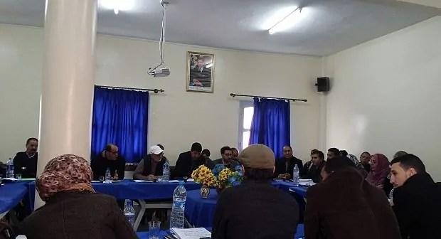 مشادات ساخنة بين الأغلبية والمعارضة في دورة فبراير بمجلس سيدي بيبي