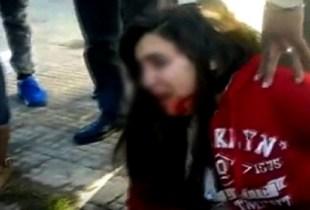 """بسبب شاب..تلميذة """"تشرمل"""" وجه زميلتها القاصر بـ """"زيزوار"""" أمام مؤسسة تعليمية"""