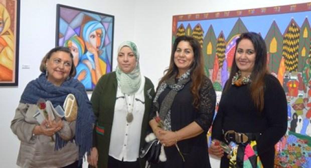 افتتاح معرض حكايات نسائية بمناسبة اليوم العالمي للمرأة بالمتحف البلدي للتراث الأمازيغي بأكادير