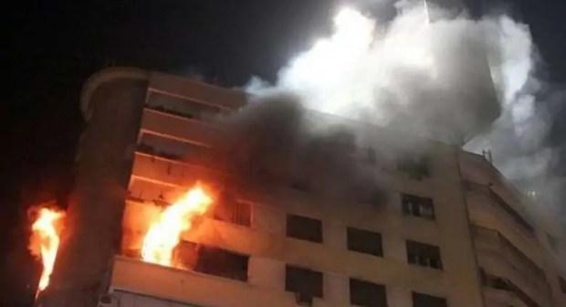 وفاة موظف جماعي بتارودانت في حادث اندلاع حريق مهول