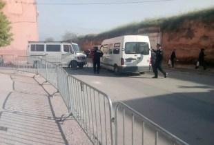 سيارة تابعة لبلدية تالوين بتارودانت تستعمل في نقل أغراض شخصية لعضوين في الجماعة تستنفر حفيظة الرأي العام.