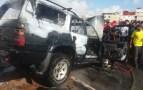 """+فيديو: النيران تلتهم سيارة """"كاط كاط"""" بأكادير، وشجاعة شبان تنقد بقية السيارات من كارثة حقيقية."""