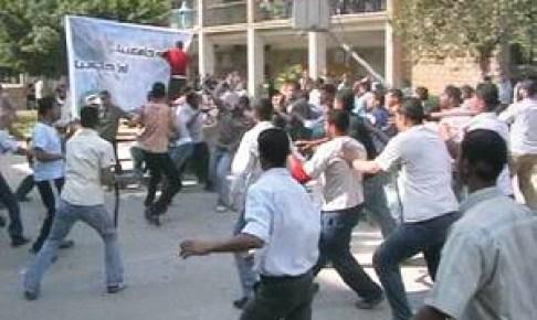 تبادل الاتهامات واندلاع حرب البلاغات بين فصيلين طلابيين، بشأن مقتل طالب صحراوي بأكادير