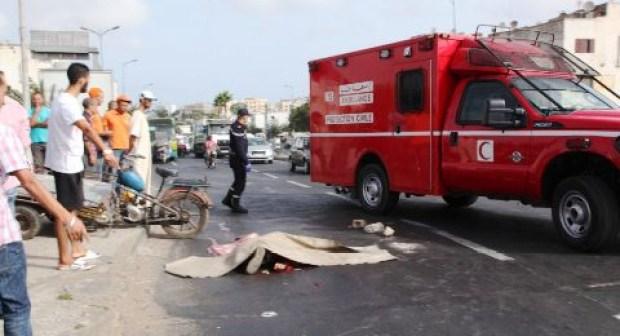 """حادث مأساوي يسفر عن مقتل مواطن، وإصابة """"باشا"""" و أفراد عائلته إصابات بليغة."""