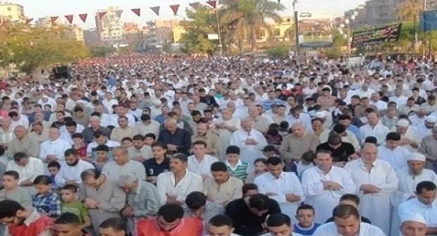 تذكير:صلاة العيد بأكادير ستقام في هذا التوقيت، وهذه لائحة المصليات المعتمدة.