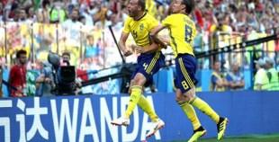 السويد تلحق الهزيمة بكوريا الجنوبية (فيديو)