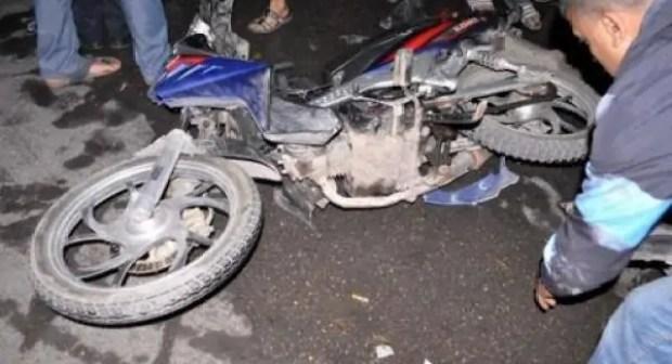 مأساة:سيارة مجنونة تدهس عون سلطة وترديه قتيلا