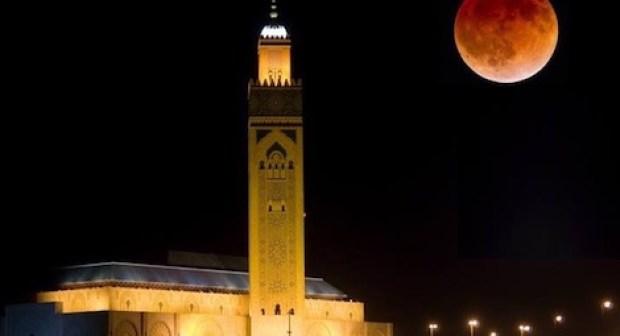 ساكنة أكادير في موعد مع ظاهرة فلكية ناذرة ورائعة يوم 27 يوليوز الجاري.