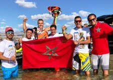 المنتخب المغربي للجيت سكي يتالق ببطولة العالم بامريكا ويحقق اللقب