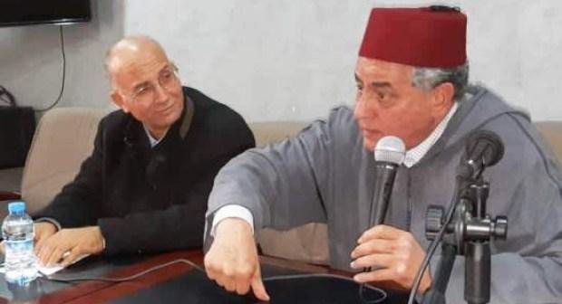 """""""بنبين"""" يدعو من أكادير إلى إنشاء معهد للكوديكولوجيا على مستوى العالم العربي."""
