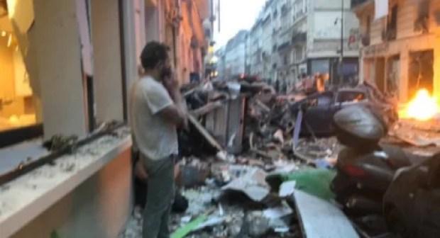 رسميا: ضحايا مغاربة في حادث الإنفجار  الذي هز باريس..