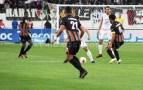 تواضع فريق حسنية أكادير بملعبه أمام الجيش الملكي (+صور و فيديو الأهداف)