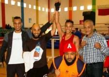 """الملاكم المغربي ابن أكادير """"زهير خيراوي"""" يتوج بطلا للبطولة العربية للملاكمة بمصر"""