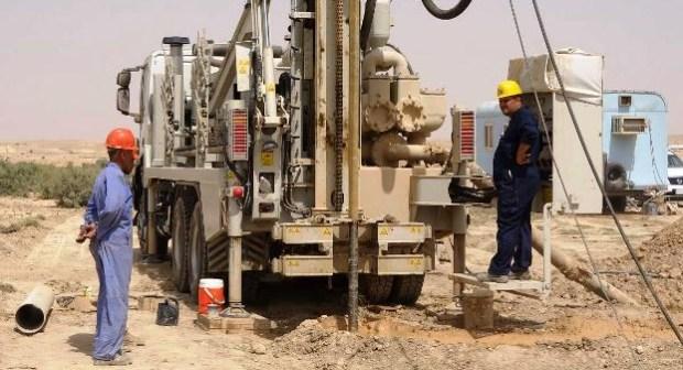 مهندسو المستقبل بأكادير يحفرون بئرا و يجهزونها لتوفير الماء الشروب لحوالي 700 نسمة