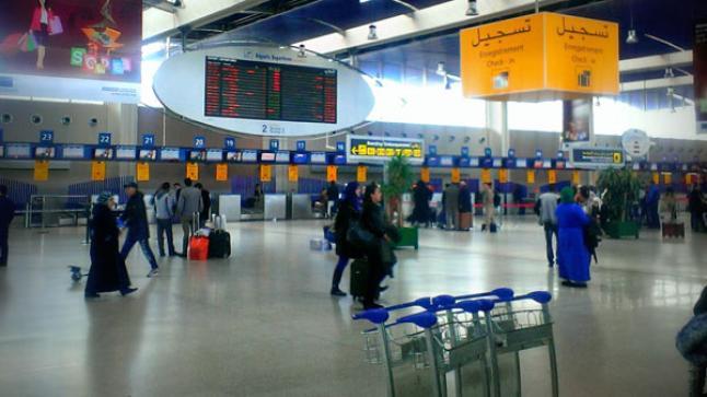 وجهة أكادير تتصدر الوجهات الداخلية المرتبطة بمطار محمد الخامس الدولي بحصة تفوق 28 في المائة