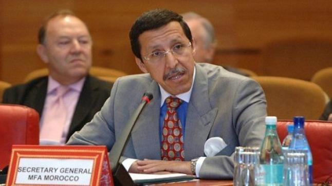 ممثل الدائم للمملكة لدى الأمم المتحدة: المغرب أخذ علما بقرار مجلس الأمن