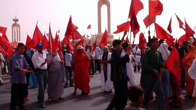 أعداد كبيرة من الفارين من ويلات البوليزاريو تصل الى مورتانيا وتطلب تأشيرة الدخول لبلدهم المغرب