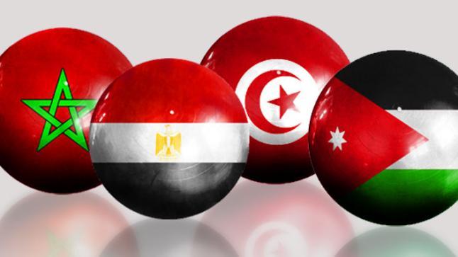 """التوقيع بالقاهرة على اتفاقيتين لتعزيز التكامل بين دول """"اتفاقية أكادير"""""""