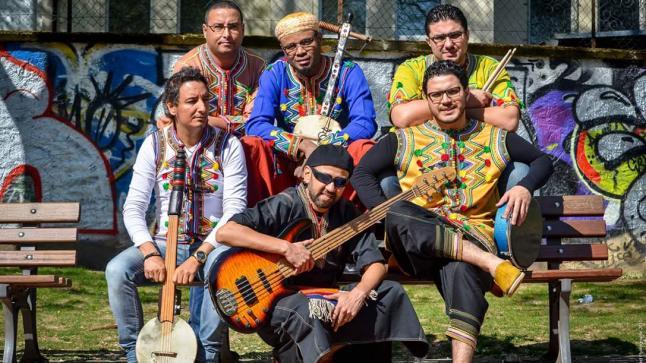 رباب فيزيون تصدر أغنية جديدة بمناسبة رأس السنة الأمازيغية الجديدة