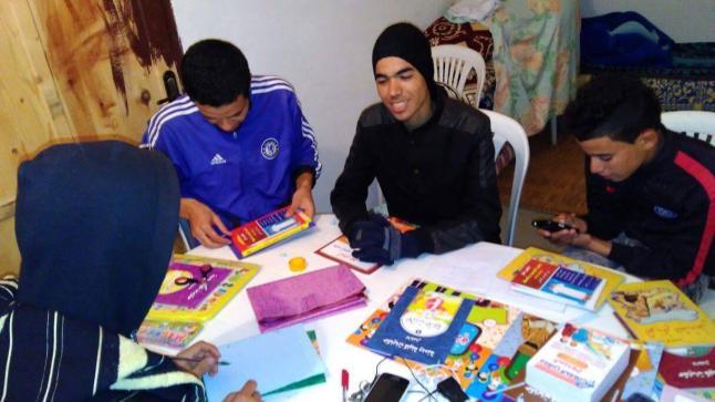 أزيار: جمعية أوكانت للتنمية والتعاون تحتفل بتلاميذ مدرسة فاطمة الزهراء في نشاط تربوي