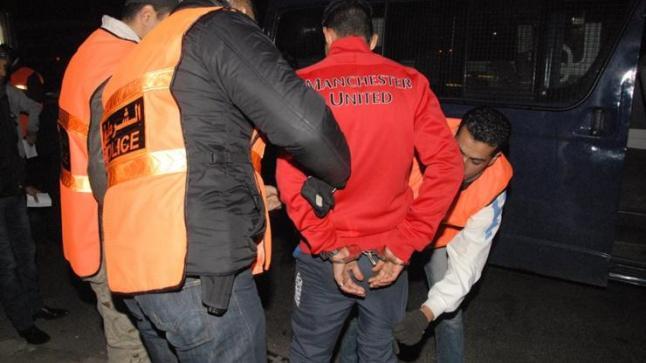 تارودانت: فيديو التقطته عدسة مصور هاو يقود لإعتقال سارقين