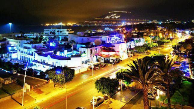 وجهة أكادير تتجاوز 3 ملايين ونصف ليلة سياحية خلال السنة الجارية