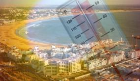 درجات الحرارة المرتقبة الثلاثاء بأكادير وباقي مدن المملكة