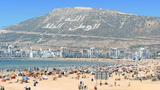 """تدهور السياحة بـ""""أكادير"""" … من المسؤول ؟"""
