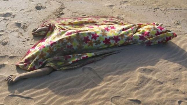 شاطئ أكادير يلفظ جثة طفل