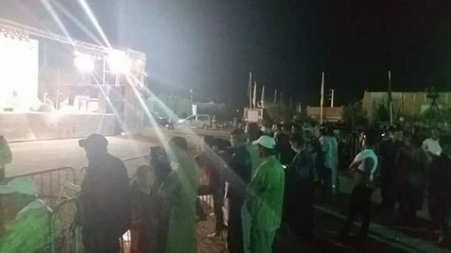 مهرجان تيفاوين .. فشل سياسة حزب يسوق نفسه بالمنطقة قبل أن يكون فشل تظاهرة