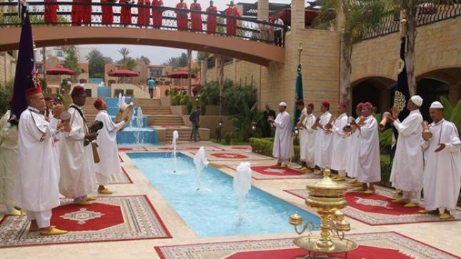 أكادير : تدشين وإعطاء انطلاقة عدد من المشاريع التنموية بمناسبة عيد العرش