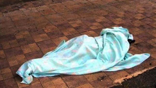 الموت يفاجئ سيدة وسط الشارع بالتامري