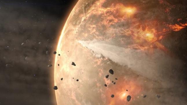 """""""سقوط كويكبات"""" على الأرض يثير تحذيرات علماء فلك بأكادير"""