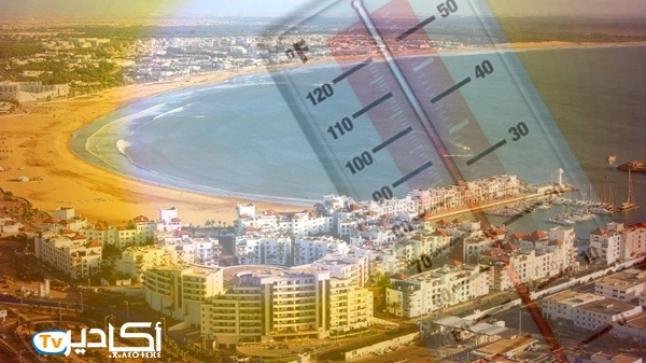 نشرة خاصة: ارتفاع درجات الحرارة إلى غاية الثلاثاء بعدد من المناطق