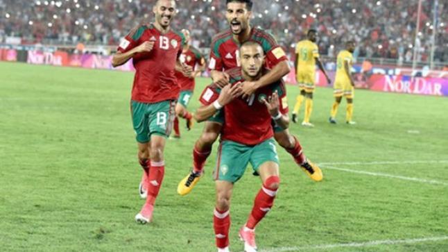 الطريق إلى مونديال روسيا .. هذا ترتيب المغرب بعد الفوز على مالي